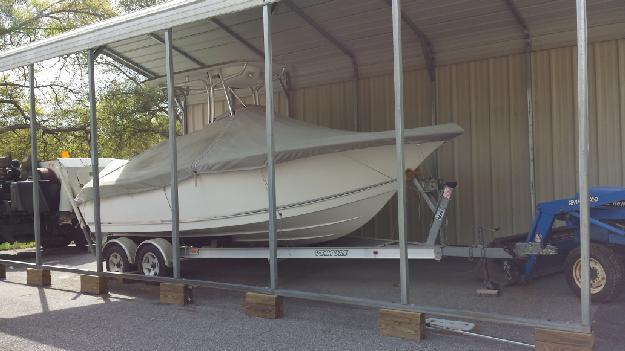 2008 Tidewater Fisher 2100 Baymax in Irvington, AL