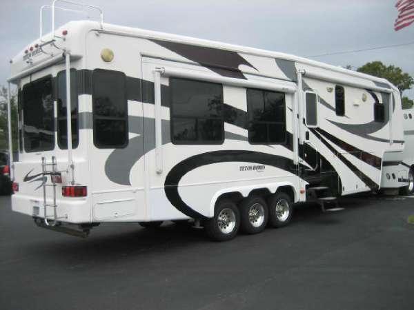 2008 Titan RV 36BWKS