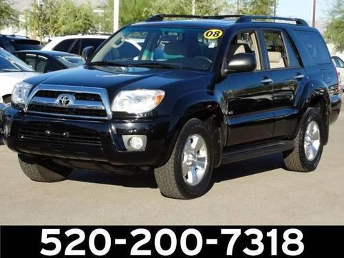 2008 toyota 4runner for sale in tucson arizona classified. Black Bedroom Furniture Sets. Home Design Ideas