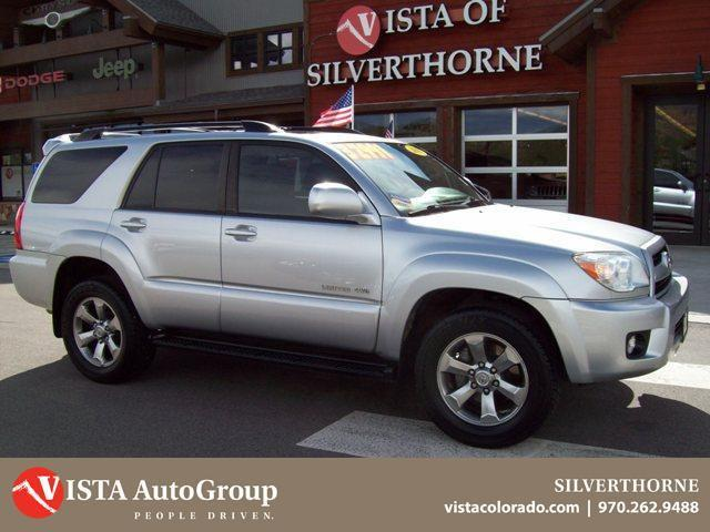 2008 toyota 4runner limited for sale in silverthorne colorado classified. Black Bedroom Furniture Sets. Home Design Ideas