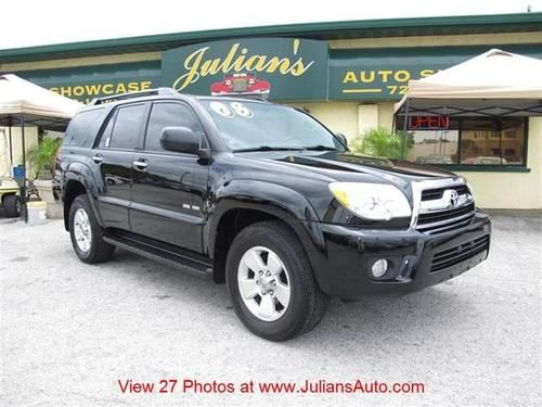 2008 toyota 4runner sport utility 4wd sr5 for sale in new port richey florida classified. Black Bedroom Furniture Sets. Home Design Ideas