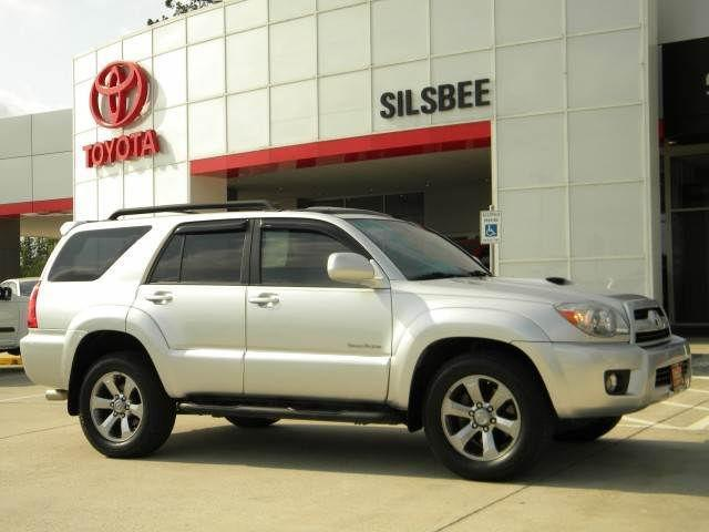 2008 toyota 4runner sr5 for sale in silsbee texas classified. Black Bedroom Furniture Sets. Home Design Ideas