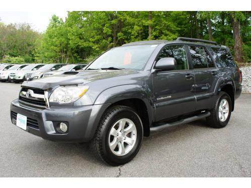 2008 toyota 4runner suv 4x4 sport edition for sale in beemerville new jersey classified. Black Bedroom Furniture Sets. Home Design Ideas