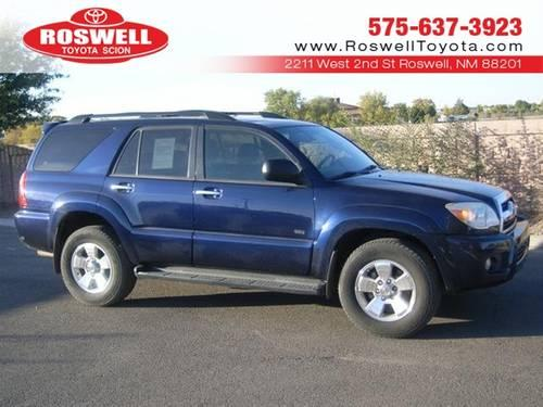 2008 toyota 4runner suv sr5 v6 for sale in elkins new mexico classified. Black Bedroom Furniture Sets. Home Design Ideas