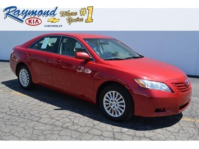 2008 toyota camry 4 door sedan le for sale in antioch illinois classified. Black Bedroom Furniture Sets. Home Design Ideas