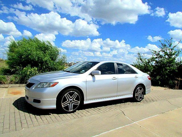 2008 toyota camry 4dr sdn i4 auto le for sale in fort worth texas classified. Black Bedroom Furniture Sets. Home Design Ideas