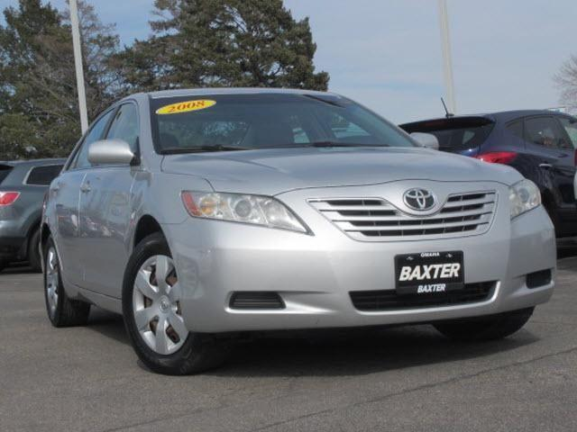 2008 toyota camry car 4dr sdn i4 auto le natl for sale in omaha nebraska classified. Black Bedroom Furniture Sets. Home Design Ideas