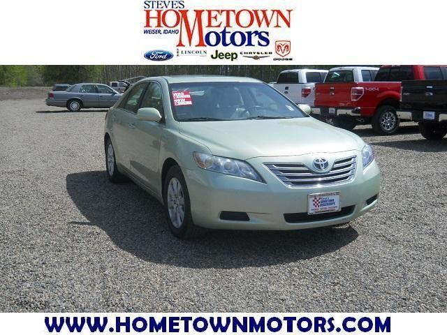 2008 toyota camry hybrid sedan for sale in crystal idaho classified. Black Bedroom Furniture Sets. Home Design Ideas