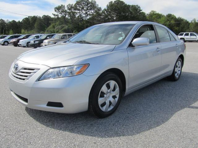 2008 toyota camry le for sale in opelika alabama. Black Bedroom Furniture Sets. Home Design Ideas