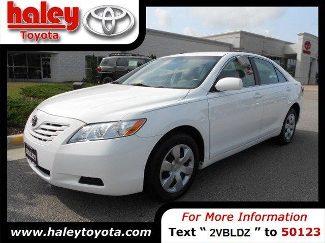 2008 toyota camry le for sale in midlothian virginia. Black Bedroom Furniture Sets. Home Design Ideas