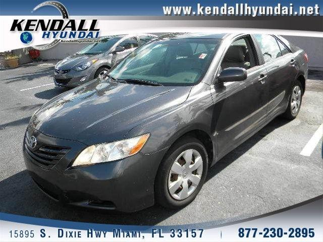 2008 toyota camry le for sale in miami florida classified. Black Bedroom Furniture Sets. Home Design Ideas