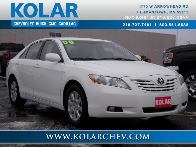 2008 toyota camry le v6 le v6 4dr sedan 6a for sale in duluth minnesota classified. Black Bedroom Furniture Sets. Home Design Ideas