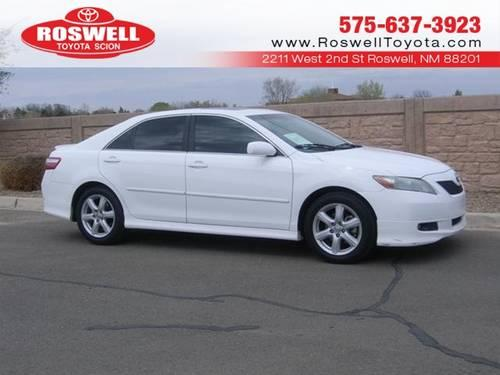 2008 toyota camry sedan le for sale in elkins new mexico classified americ. Black Bedroom Furniture Sets. Home Design Ideas