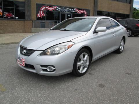 2008 toyota camry solara 2 door coupe for sale in fayetteville arkansas classified. Black Bedroom Furniture Sets. Home Design Ideas