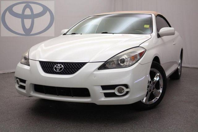 2008 Toyota Camry Solara 2d Convertible Sle For Sale In