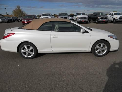 2008 toyota camry solara convertible sle for sale in cairo oregon classified. Black Bedroom Furniture Sets. Home Design Ideas