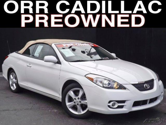 2008 toyota camry solara convertible sle for sale in hot springs arkansas classified. Black Bedroom Furniture Sets. Home Design Ideas
