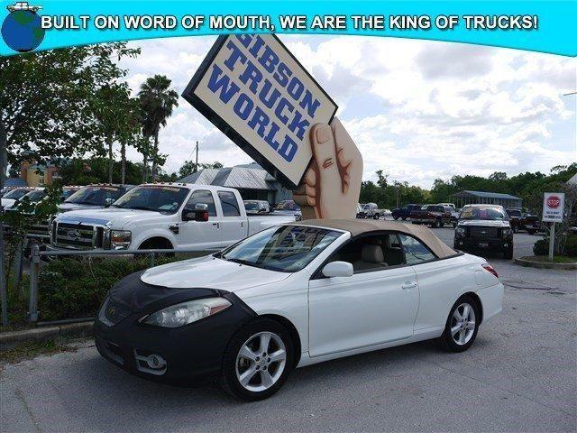 2008 toyota camry solara sle convertible for sale in sanford florida classified. Black Bedroom Furniture Sets. Home Design Ideas