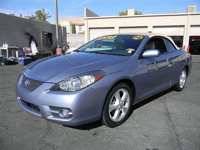 2008 toyota camry solara sle for sale in las vegas nevada classified. Black Bedroom Furniture Sets. Home Design Ideas