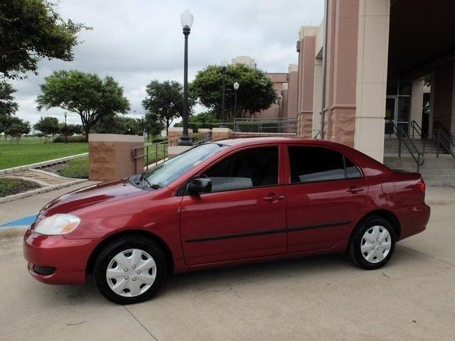 2008 toyota corolla for sale in waxahachie texas classified. Black Bedroom Furniture Sets. Home Design Ideas