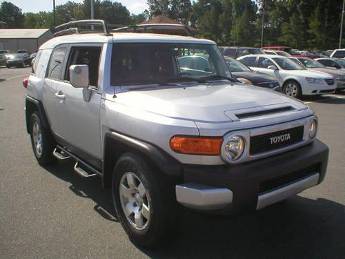 2008 toyota fj cruiser suv for sale in gravel ridge. Black Bedroom Furniture Sets. Home Design Ideas