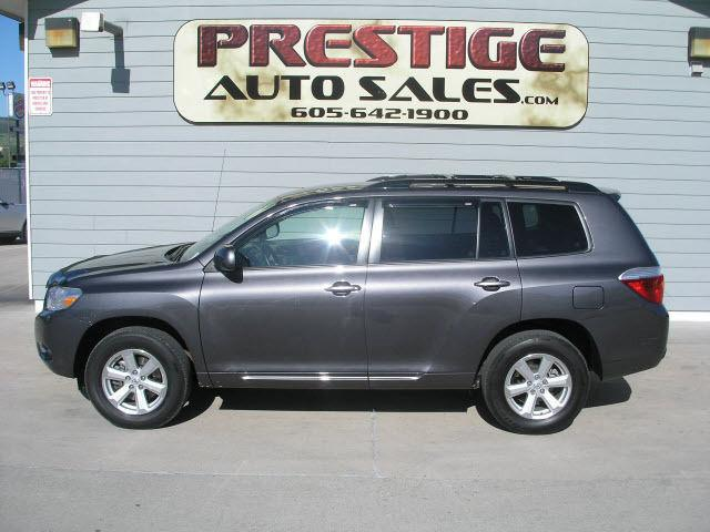 2008 toyota highlander for sale in spearfish south dakota classified. Black Bedroom Furniture Sets. Home Design Ideas