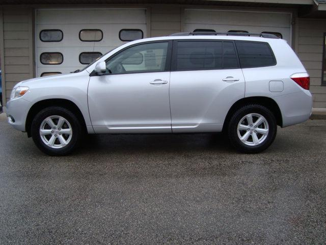 2008 Toyota Highlander For Sale In Sturgeon Bay Wisconsin