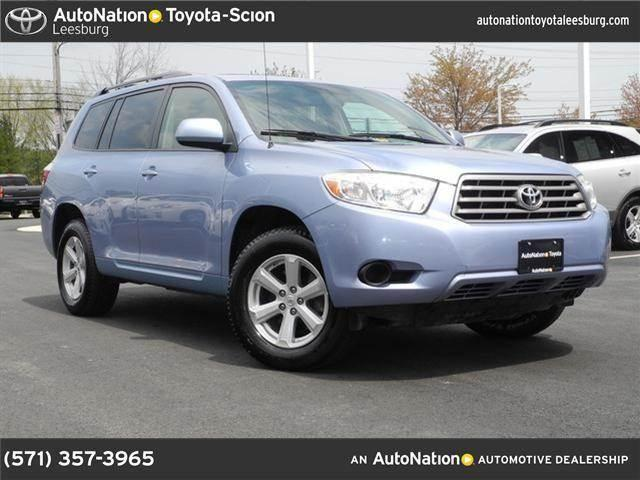 2008 toyota highlander for sale in leesburg virginia classified. Black Bedroom Furniture Sets. Home Design Ideas