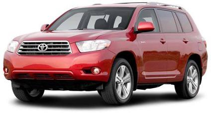 2008 Toyota Highlander Base for Sale in Bellingham ...