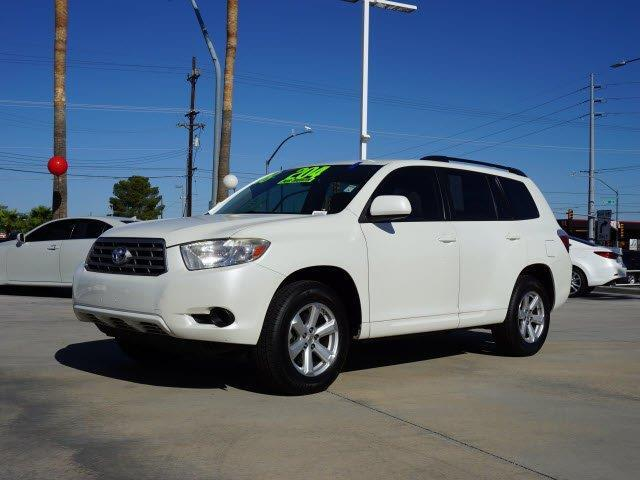 2008 toyota highlander base awd base 4dr suv for sale in tucson arizona classified. Black Bedroom Furniture Sets. Home Design Ideas