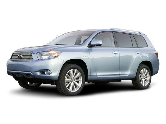 2008 toyota highlander hybrid limited awd limited 4dr suv for sale in alderton washington. Black Bedroom Furniture Sets. Home Design Ideas