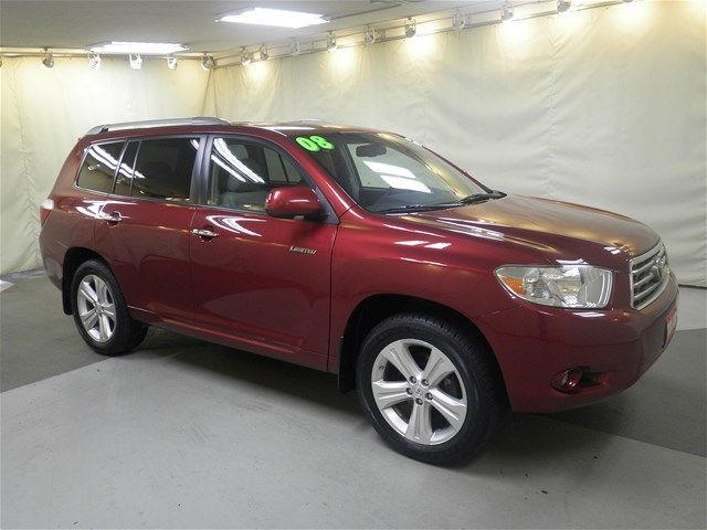 2008 Toyota Highlander Limited AWD Limited 4dr SUV