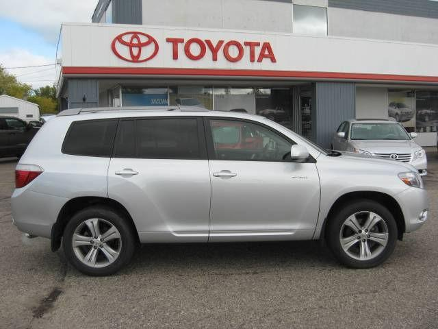 2008 toyota highlander sport for sale in bemidji minnesota classified