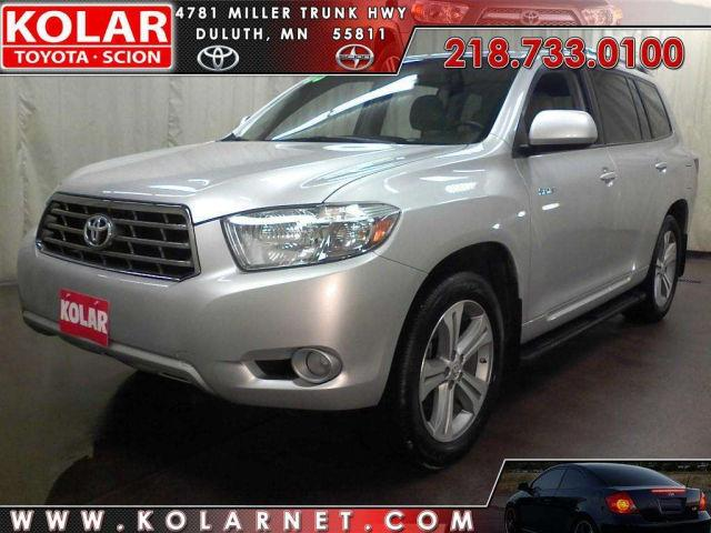 2008 Toyota Highlander Sport for Sale in Duluth, Minnesota Classified ...