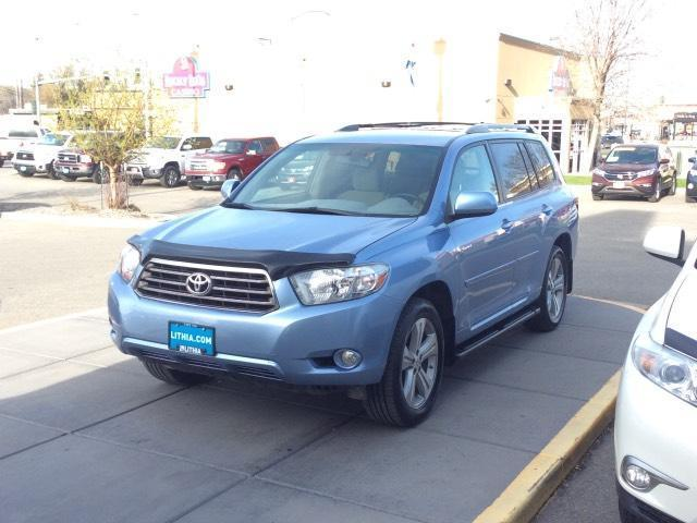 2008 toyota highlander sport awd sport 4dr suv for sale in billings montana classified. Black Bedroom Furniture Sets. Home Design Ideas