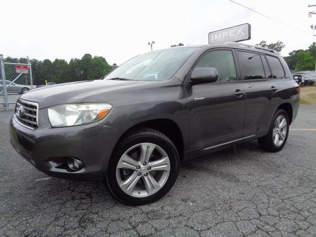 2008 toyota highlander sport sport 4dr suv for sale in greensboro north carolina classified. Black Bedroom Furniture Sets. Home Design Ideas