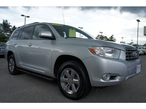 2008 toyota highlander suv for sale in raynham massachusetts classified. Black Bedroom Furniture Sets. Home Design Ideas
