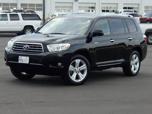 2008 toyota highlander suv awd limited for sale in honey creek missouri classified. Black Bedroom Furniture Sets. Home Design Ideas