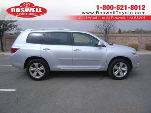 2008 toyota highlander suv limited for sale in elkins new mexico classified. Black Bedroom Furniture Sets. Home Design Ideas