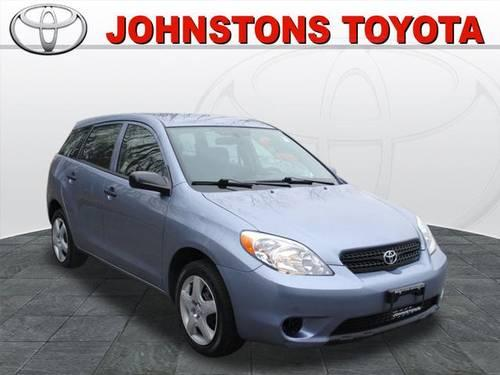 2008 toyota matrix wagon for sale in new hampton new york classified. Black Bedroom Furniture Sets. Home Design Ideas