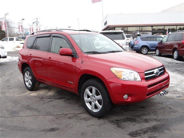 2008 toyota rav4 4x4 limited 4dr suv for sale in middle island new york classified. Black Bedroom Furniture Sets. Home Design Ideas