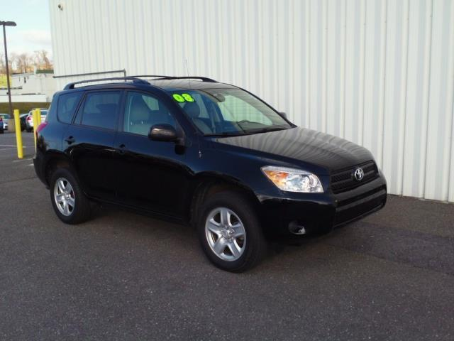 2008 Toyota RAV4 Base 4x4 Base 4dr SUV w/TH Third Row