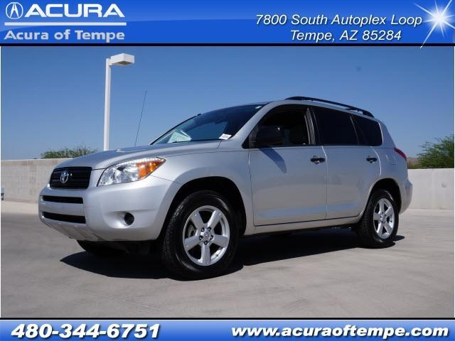 2008 Toyota RAV4 FWD 4-cyl 4-Spd AT (GS) For Sale In