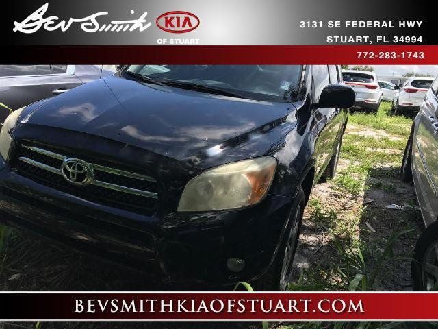 2008 Toyota RAV4 Limited 4x4 Limited 4dr SUV