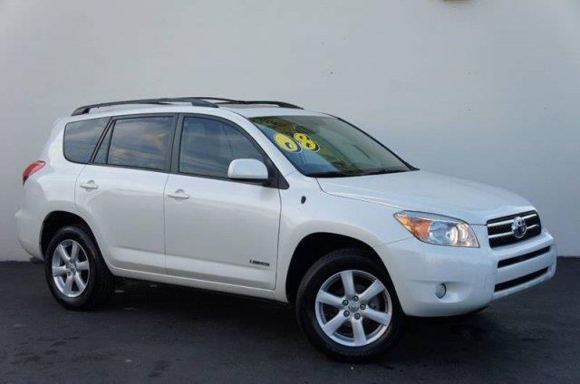 2008 toyota rav4 limited limited 4dr suv for sale in miami florida classified. Black Bedroom Furniture Sets. Home Design Ideas