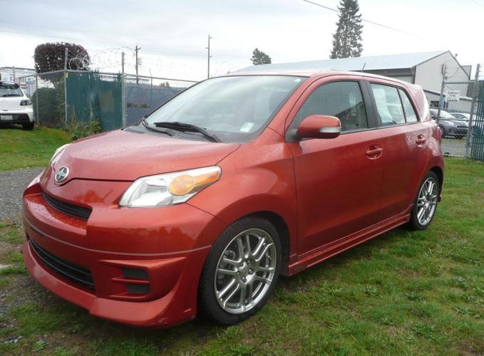 2008 toyota scion xd rs 1 0 for sale in tacoma washington classified. Black Bedroom Furniture Sets. Home Design Ideas