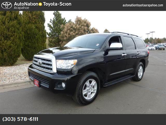 2008 toyota sequoia for sale in centennial colorado. Black Bedroom Furniture Sets. Home Design Ideas