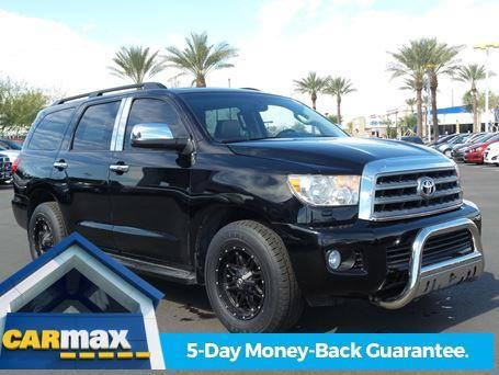 2008 Toyota Sequoia Limited 4x4 Limited 4dr SUV for Sale ...
