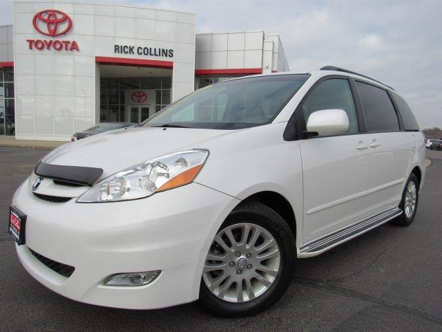 2008 Toyota Sienna XLE Limited XLE Limited 4dr Mini-Van