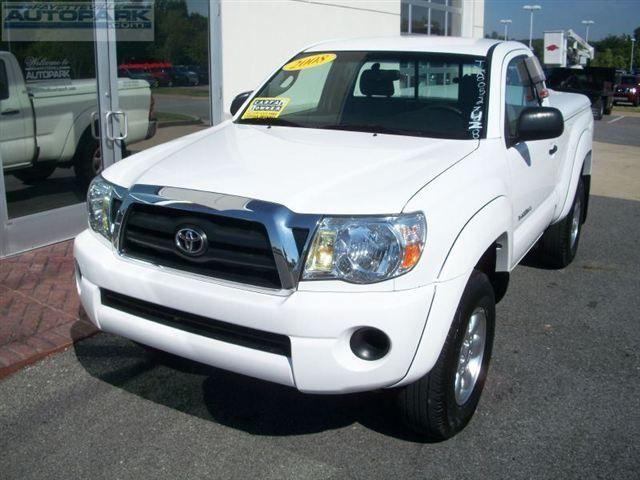 2008 toyota tacoma for sale in fayetteville arkansas classified. Black Bedroom Furniture Sets. Home Design Ideas
